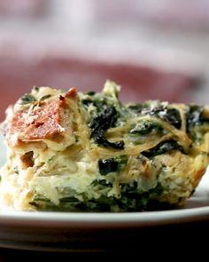 No-Fuss Breakfast Bake Recipe by Tasty