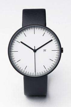 Uniform Wares, british designed contemporary timepieces, 200 series wristwatch