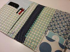 Desktop Travel Note Planner Book Spiral Notebook File Folder
