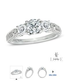 Vera Wang. This WILL be my engagement ring!!