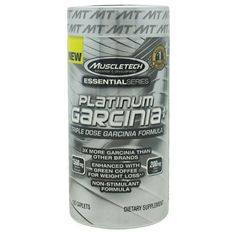 MuscleTech Essential Series Platinum Garcinia Plus  Weight Loss  120 Caplets >>> Check out the image by visiting the link.Note:It is affiliate link to Amazon.