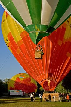 Finland Hot Air Balloons
