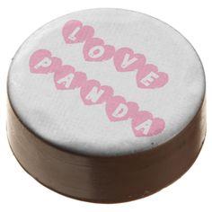 Love Panda® Chocolate Dipped Oreo