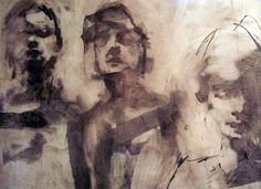 Paul W. Ruiz - Three Figure Study