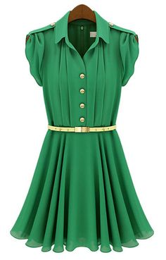 ..:: Perfect Dress for a Trend Spring 2013 Look With an Pantone Esmerald Street Style Mix ::.. ----- find it at www.ahaishopping....