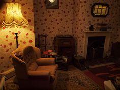 1940's living room by Ali-Berko, via Flickr