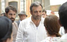 O ator Domingos Montagner como o personagem Mundo, de 'Joia Rara', de 2013