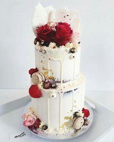 Marguerite Cakes