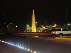 Fuente Teotihuacan. Diciembre 2014.
