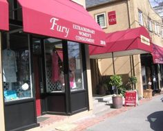 Fury: Seattle Washington family owned women's consignment shop