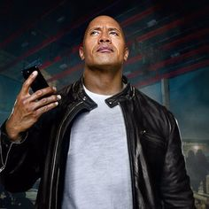 The Rock and Siri Apple Commercial