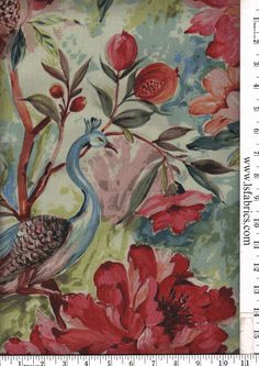 Fabric Designs online fabric, lewis and sheron, lsfabrics - Upholstery Fabric For Chairs, Chair Fabric, Chair Cushions, Pillows, Beach Chair With Canopy, Shabby Chic Table And Chairs, Fabric Birds, Home Wallpaper, Textile Patterns