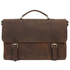 Cheap briefcases bags for men, Buy Quality leather briefcase bag directly from China briefcase leather bag Suppliers: NEWEEKEND Vintage Casual Genuine Leather Crazy Horse 15 Inch Handbag Briefcase Shoulder Crossbody Laptop Bag for Man Laptop Briefcase, Leather Laptop Bag, Leather Briefcase, Men's Leather, Handbags For Men, Leather Handbags, Messenger Bag Men, Brown Bags, Luxury Bags