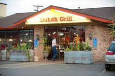 Duluth Grill Duluth MN Local food, fresh, fun presentations of favorites! - Google Search