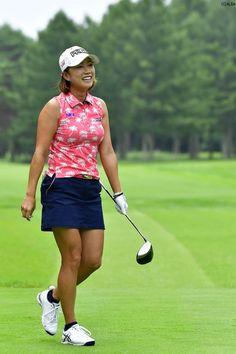 Michelle Wie, Tennis Fashion, Badminton, Equestrian, Korean, Golf, Australia, Japan, Running