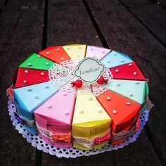 diy cake gift