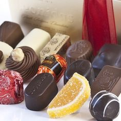 I gift I received today, he didn't know they are my favorite guess he has great taste ;) - Leonidas Belgian Chocolate Assortment