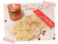 Adventskalender Türchen Nr. 17: Geschenkidee – selbstgemachte Sternchennudeln plus Verpackung