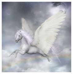 Pegasus by CaperGirl42 on deviantART