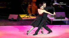 """Milonguita. Fernando Gracia and Sol Cerquides with """"Solo Tango"""" orchestra. P.s... :)) angoloso ....""""en dimanche"""" ;)"""