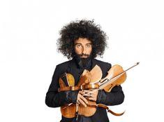 Dolor de músico. ¿Es saludable el trabajo que realiza Ara Malikian?