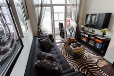 Special Interview: Montana Labelle Talks About Her 700 Square Feet Toronto Condo