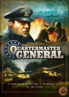 Quartermaster Generales un juego de guerra que, a diferencia de la mayor parte de los juegos de este género, nos presenta unas mecánicas que permiten un ritmo de juego rápido. El juego te pone al mando de las grandes potencias de la Segunda Guerra Mundial. En el juego, el suministro...