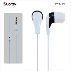 ♦earbuds earphones features :Duoray®earbuds earphones are the perfect companion for your iPod, mp3 player, laptop, portable DVD, MD, radio, or other audio devices, combining sleek design, premium sound quality, noise reduction, and maximum comfort. The soft silicone earbuds fit perfectly inside your ears, allowing you to comfortably enjoy your music non-stop while blocking outside noise. 100%