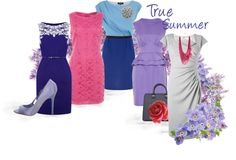 """""""Structured dresses for the True Summer"""" by spicemarket on Polyvore"""