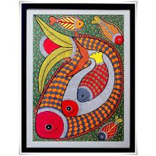 Image result for indian madhubani paintings