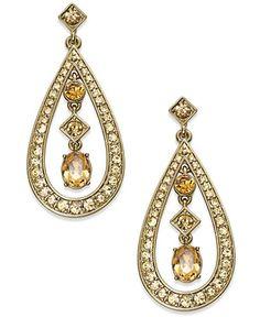 macys teardrop orbital earrings - Yahoo Image Search Results