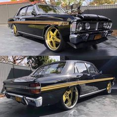 Australian Muscle Cars, Aussie Muscle Cars, Ford Falcon, Car Vehicle, Dream Cars, Antique Cars, Wheels, Vans, Vehicles