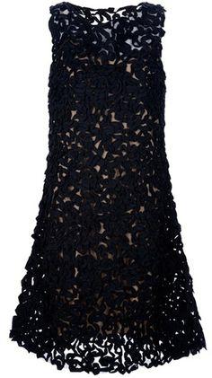 JEAN PAUL GAULTIER PARIS Sleeveless Dress - Lyst