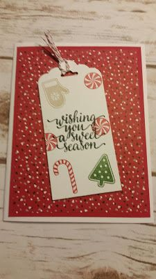 Stamp with Roberta: 2016 Stampin' UP! Holiday Catalog Sneak Peak- Cand...
