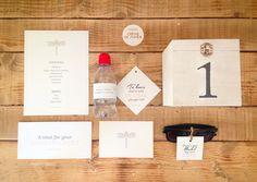 Design by Crème de Papier I Planning: Lavender & Rose