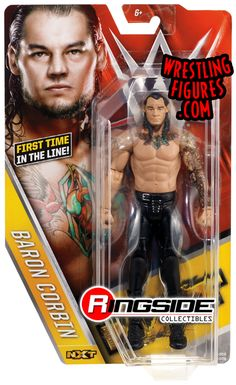 Baron Corbin - WWE Series 63 WWE Toy Wrestling Action Figures