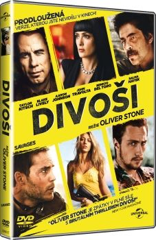 "Film na dvd ""Divoši"" Savages dvd"