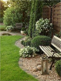 Low Maintenance Garden Design 45 Amazing Front Yard Landscaping Ideas To Make Your Home More Awesome.Low Maintenance Garden Design 45 Amazing Front Yard Landscaping Ideas To Make Your Home More Awesome Back Gardens, Outdoor Gardens, Front Yard Gardens, Cheap Landscaping Ideas, Landscaping Design, Backyard Ideas, Rock Landscaping, Landscaping Software, Small Yard Landscaping