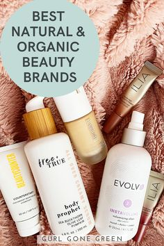 Sharing the best clean beauty products this month. These are the best of the best for nontoxic beauty brands. Some are new to me and others are tried and true favorites. Check it out on the blog! #cleanbeautyproducts #cleanbeautybrands #greenbeautyproducts #nontoxicbeautybrands #organicbeautybrands #naturalbeautybrands