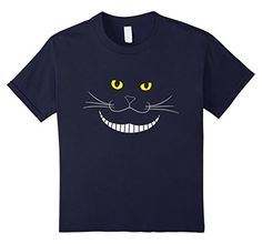 funny cat eyes tees - Kids Cute Pretty Smiling Cat With Yellow Eyes Funny T-Shirt 12 Navy *** You can find more details by visiting the image link. (This is an affiliate link) #FunnyCats