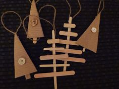 Simple Christmas Ornaments