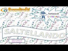 SALTELLANDO - Canzoni di carnevale per bambini di Pietro Diambrini