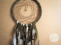 Dream Catcher - In the Woods | bohonest (Etsy)