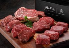 The best meat delivery services in Omaha Steaks, ButcherBox, Snake River Farms and more - CNET Mail Order Steaks, Meat Delivery Service, Omaha Steaks, Wagyu Beef, Sirloin Steaks, Beef Tenderloin, Prime Beef, Bbq Gifts, Gourmet