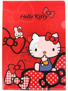 Hello Kitty Folder