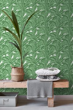 The tropical botanical look is all about natural materials, the combination of neutral colours with shades of green, like olive, mint or emerald and of course: many plants. If you're brave enough to mix patterns, cushions with tropical prints will finish the look perfectly. Plush couches, scatter cushions and rugs bring visual balance to the modern industrial décor by contrasting with the industrial features. Stuart Graham, Plush Couch, Neutral Colors, Colours, Modern Industrial Decor, Inspirational Wallpapers, Scatter Cushions, Shades Of Green, Natural Materials
