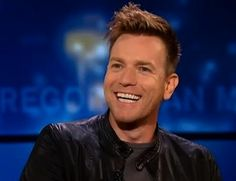 Ewan McGregor on Louis CK, Sexuality, and Love
