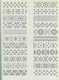 Bildergebnis f r blattmuster stricken fair isle Bildergebnis blattmuster Fair f r Isle stricken Tejido Fair Isle, Punto Fair Isle, Motif Fair Isle, Fair Isle Chart, Fair Isle Pattern, Fair Isle Knitting Patterns, Knitting Charts, Loom Patterns, Knitting Stitches