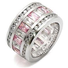 Tophatter rings | Tophatter / Simple Elegance Rose Sterling Silver Ring