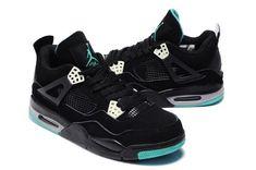 online retailer 25285 52833 Top Nike Air Jordan IV Men Shoes in Black and Cute Blue, cheap Jordan If  you want to look Top Nike Air Jordan IV Men Shoes in Black and Cute Blue,  ...